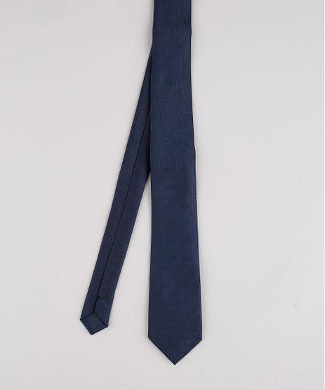 Gravata-em-Jacquard-Texturizada-Azul-Marinho-9663754-Azul_Marinho_1