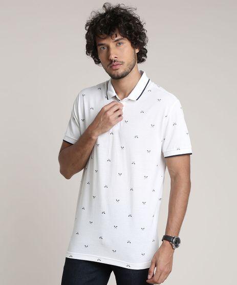 Polo-Masculina-Comfort-Estampada-de-Remos-em-Piquet-Manga-Curta-Off-White-9726076-Off_White_1
