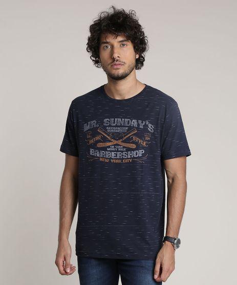 Camiseta-Masculina--Mr--Sunday-s-Barbershop--Manga-Curta-Gola-Careca-Azul-Marinho-9743698-Azul_Marinho_1