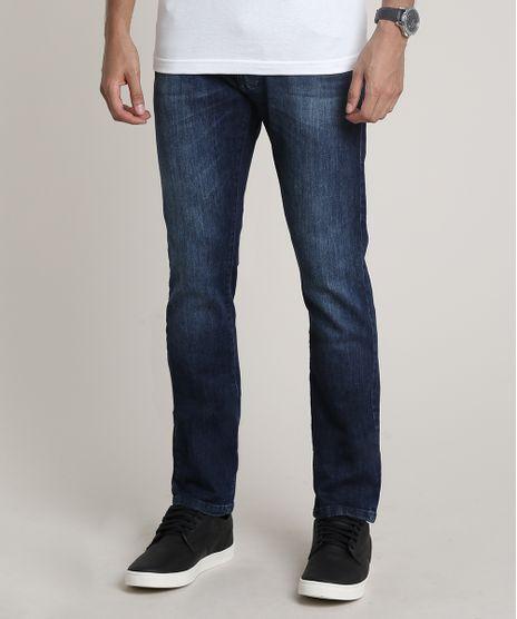 Calca-Jeans-Masculina-Slim-Azul-Escuro-9663733-Azul_Escuro_1