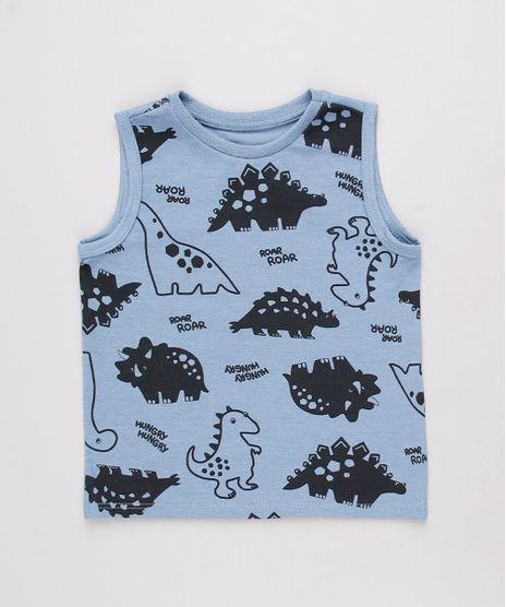 Regata-Infantil-Estampada-Dinossauros--Roar--Azul-9735160-Azul_1