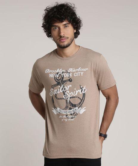 Camiseta-Masculina-Ancora--Sailor-Spirit--Manga-Curta-Gola-Careca-Caramelo-9743699-Caramelo_1