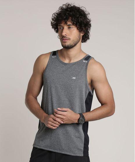 Regata-Masculina-Esportiva-Ace-com-Recorte-Gola-Careca-Preta-9721915-Preto_1