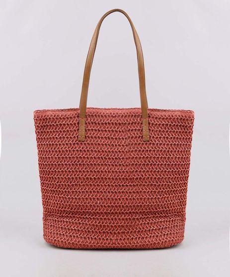 Bolsa-Feminina-Shopper-com-Alcas-Fixas-Vermelha-9602431-Vermelho_1