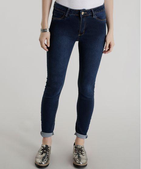 Calca-Jeans-Cigarrete-Azul-Escuro-8577252-Azul_Escuro_1