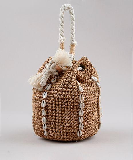Bolsa-Bucket-Feminina-Blueman-Pequena-com-Buzios-Alca-Transversal-Bege-9705750-Bege_1