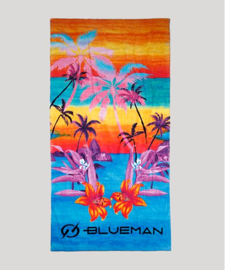 Toalha-de-Praia-Blueman-com-Estampa-Poente-Tropical-Azul-9704588-Azul_1