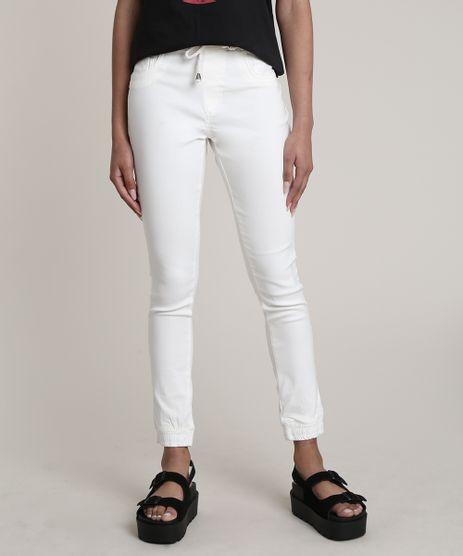 Calca-Feminina-Sawary-Jogger-Skinny-Off-White-9619257-Off_White_1