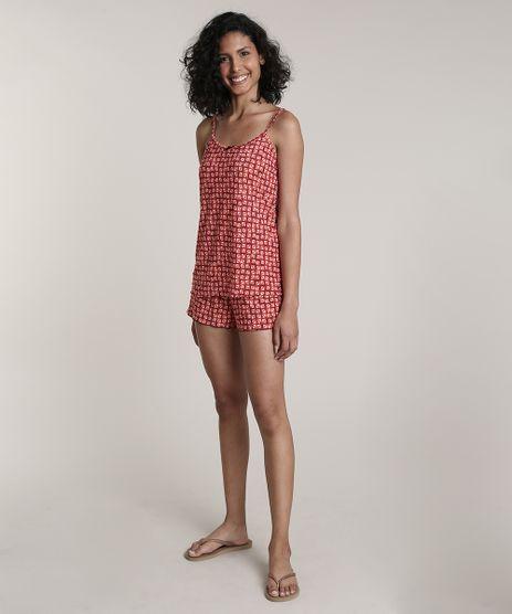 Short-Doll-Feminino-Estampado-Geometrico-Alca-Fina-Vinho-9704147-Vinho_1