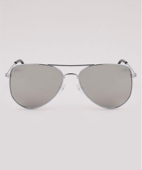 Oculos-de-Sol-Aviador-Unissex-Ace-Prateado-9721197-Prateado_1
