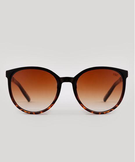 Oculos-de-Sol-Redondo-Feminino-Yessica-Marrom-9833382-Marrom_1