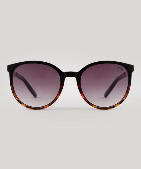 Oculos-de-Sol-Redondo-Feminino-Yessica-Marrom-9833379-Marrom_1