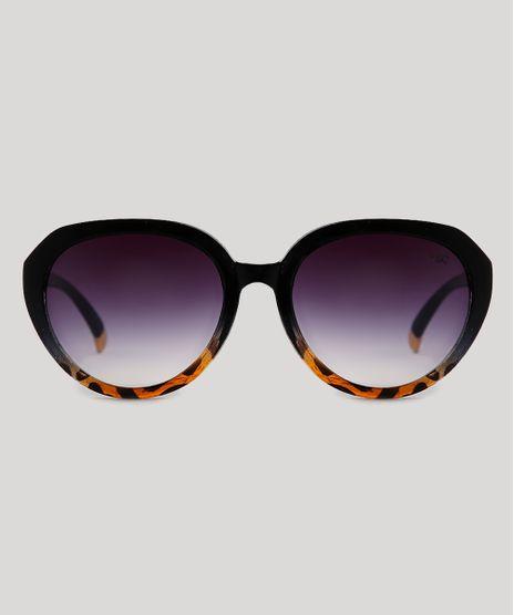 Oculos-de-Sol-Redondo-Feminino-Yessica-Preto-9833402-Preto_1