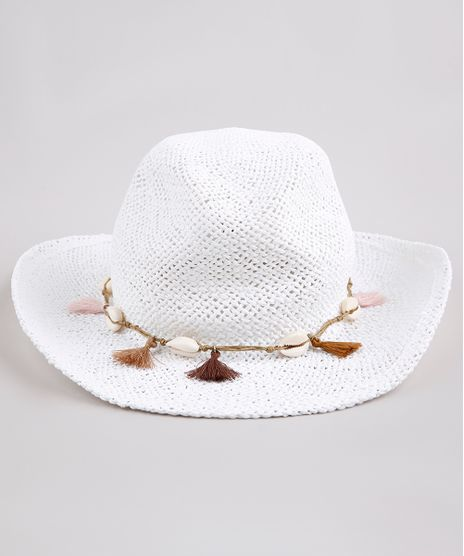 Chapeu-Feminino-com-Buzios-e-Tassel-Off-White-9617732-Off_White_1