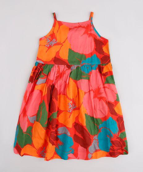 Vestido-Infantil-Salinas-Tal-Mae-Tal-Filha-Estampado-Floral-Alcas-Finas-Vermelho-9780813-Vermelho_1