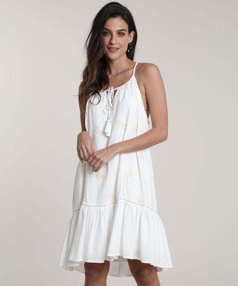 Vestido-Feminino-Salinas-Curto-com-Bordado-de-Gaivotas-Alcas-Finas--Off-White-9679072-Off_White_1