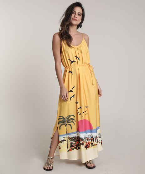 Vestido-Feminino-Salinas-Longo-Estampado-Praiana-Alcas-Finas--Amarelo-9679074-Amarelo_1