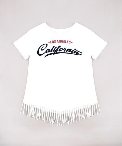 Blusa-Infantil--California--com-Franjas-Manga-Curta-Off-White-9635649-Off_White_1