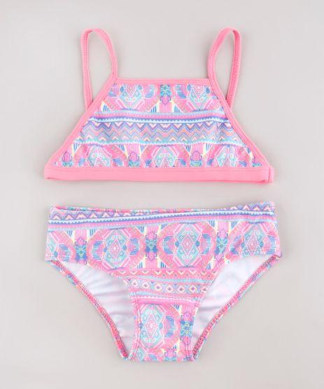 Biquini-Infantil-Estampado-Etnico-Pink-9740728-Pink_1
