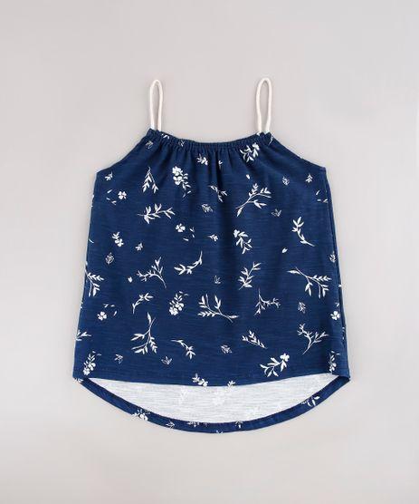 Regata-Infantil-Estampada-Floral-Alcas-Finas-Azul-Marinho-9748615-Azul_Marinho_1