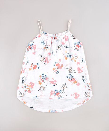 Regata-Infantil-Estampada-Floral-Alcas-Finas-Branca-9748616-Branco_1