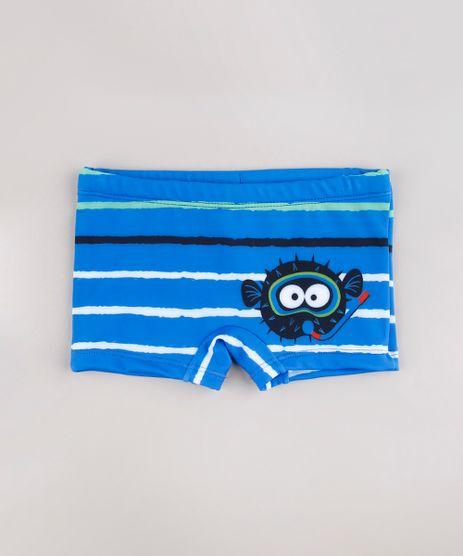 Sunga-Infantil-Boxer-Listrada-com-Protecao-uv50--Azul-Escuro-9743260-Azul_Escuro_1