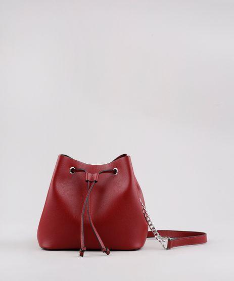 Bolsa-Feminina-Bucket-Media-Transversal-Alca-com-Corrente-Vermelha-Escuro-9632383-Vermelho_Escuro_1
