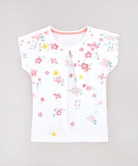Blusa-Infantil-Estampada-Floral-com-Paetes-Manga-Curta-Branca-9762724-Branco_1