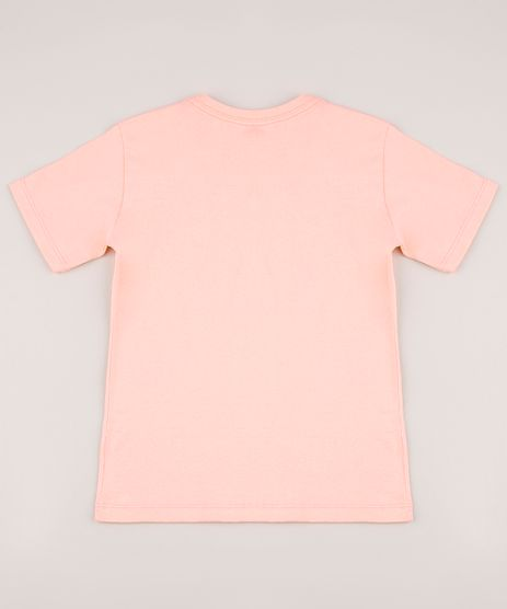 Camiseta-Infantil-Bart-Simpson-Manga-Curta-Laranja-Claro-9732778-Laranja_Claro_2