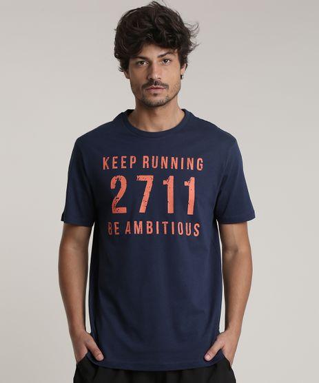 Camiseta-Masculina-Esportiva-Ace--Keep-Running--Manga-Curta-Gola-Careca-Azul-Marinho-9674691-Azul_Marinho_1