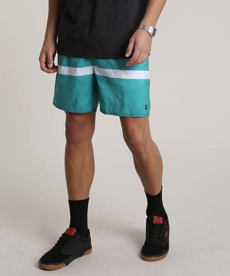 Short-Masculino-Listrado-com-Bolso-Verde-9513695-Verde_1