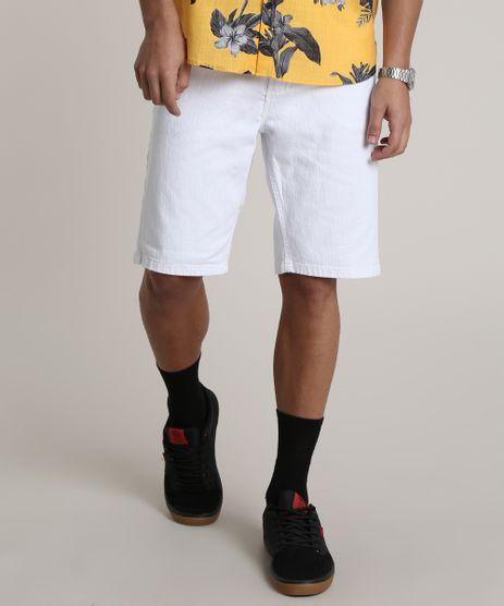Bermuda-de-Sarja-Masculina-Slim-com-Bolsos-Off-White-9753247-Off_White_1