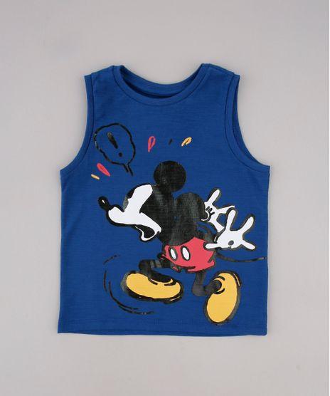 Regata-Infantil-Mickey--Azul-9756699-Azul_1