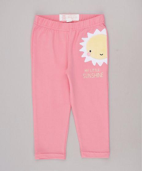 Calca-Infantil--My-Little-Sunshine--Rosa-9586909-Rosa_1
