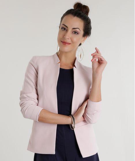 online store 08870 f317c Blazer Rosa Claro - cea