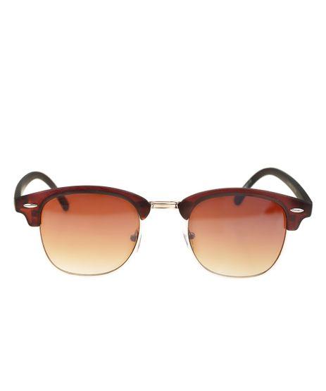 Oculos-Redondo-Feminino-Oneself-Marrom-8625135-Marrom_1