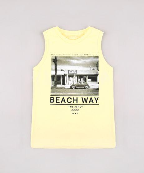 Regata-Infantil--Beach-Way--Amarela-9736745-Amarelo_1