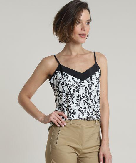 Regata-Feminina-Estampada-Floral-com-Recorte-Alcas-Finas-Decote-V-Off-White-9697627-Off_White_1