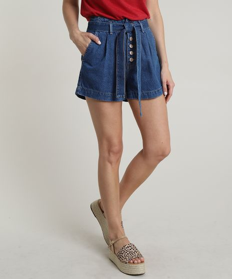 Short-Jeans-Feminino-Clochard-com-Bolsos-Azul-Medio-9758593-Azul_Medio_1