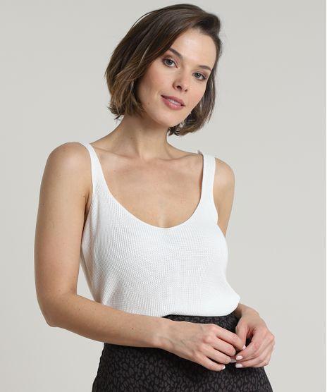 Regata-Feminina-em-Trico-Alca-Media-Decote-V-Off-White-9700333-Off_White_1