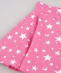 Short-Saia-Infantil-Barbie-Estampado-Rosa-9762708-Rosa_3
