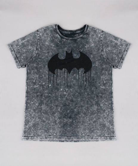 Camiseta-Infantil-Batman-Marmorizada-Manga-Curta-Preta-9758304-Preto_1