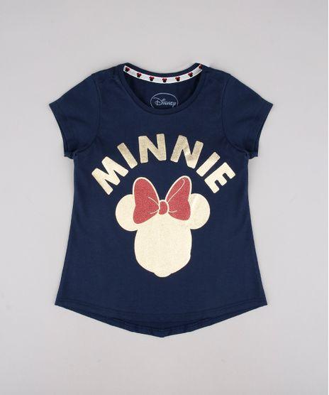 Blusa-Infantil-Minnie-Manga-Curta-Azul-Marinho-9742018-Azul_Marinho_1
