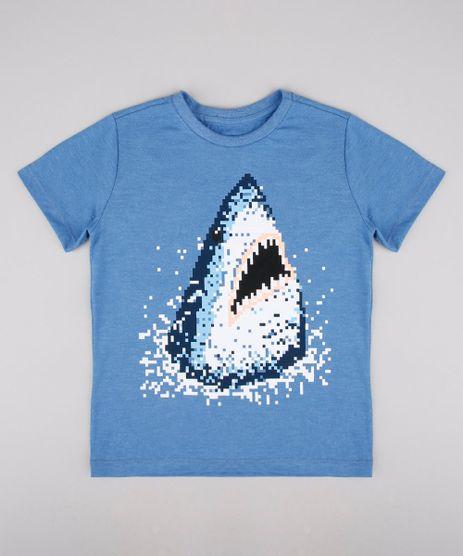 Camiseta-Infantil-Tubarao-Manga-Curta-Azul-9736748-Azul_1