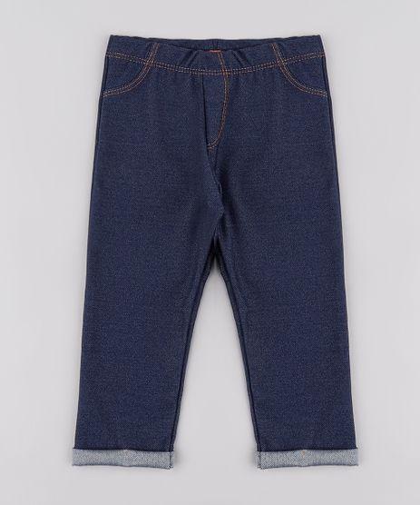 Calca-Jegging-Infantil-com-Barra-Dobrada-Azul-Escuro-9766137-Azul_Escuro_1