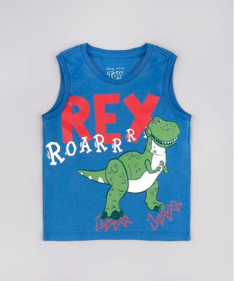Regata-Infantil-Dinossauro-Rex-Toy-Story-Azul-9759771-Azul_1