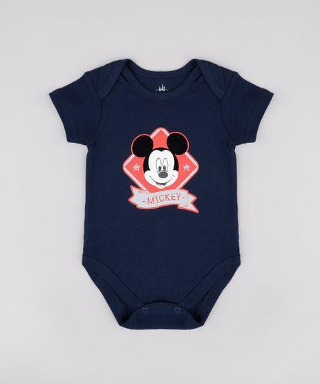 Body-Infantil-Mickey-Manga-Curta-Azul-Marinho-9592734-Azul_Marinho_1