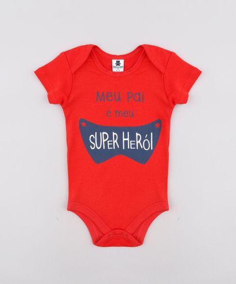 Body-Infantil--Meu-pai-e-meu-super-heroi--Manga-Curta-Vermelho-9602181-Vermelho_1