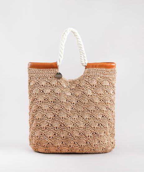 Bolsa-Feminina-Salinas-Shopper-Grande-em-Palha-com-Textura--Bege-9705754-Bege_1