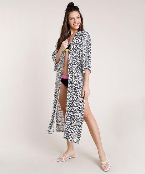 Kimono-Feminino-Triya-Longo-Estampado-Animal-Print-Onca-com-Fendas-Branco-9728214-Branco_1